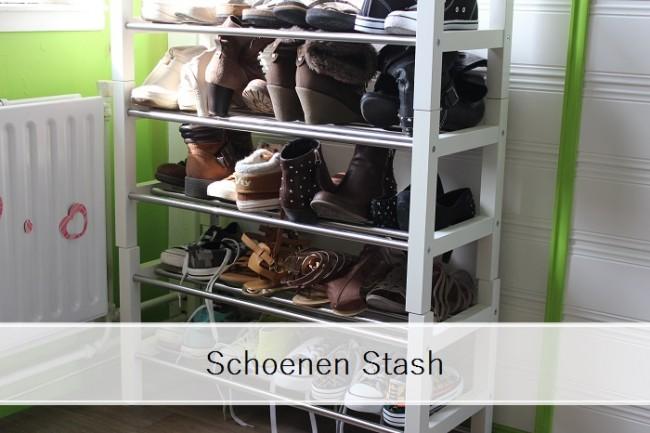 schoenen stash