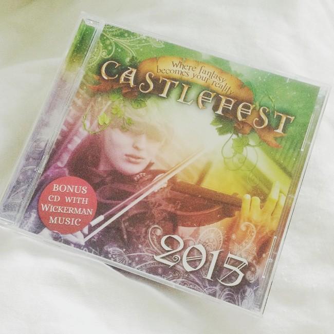 Nagenieten van een heerlijke dag op #castlefest2015