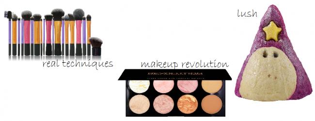 makeup wishlist londen