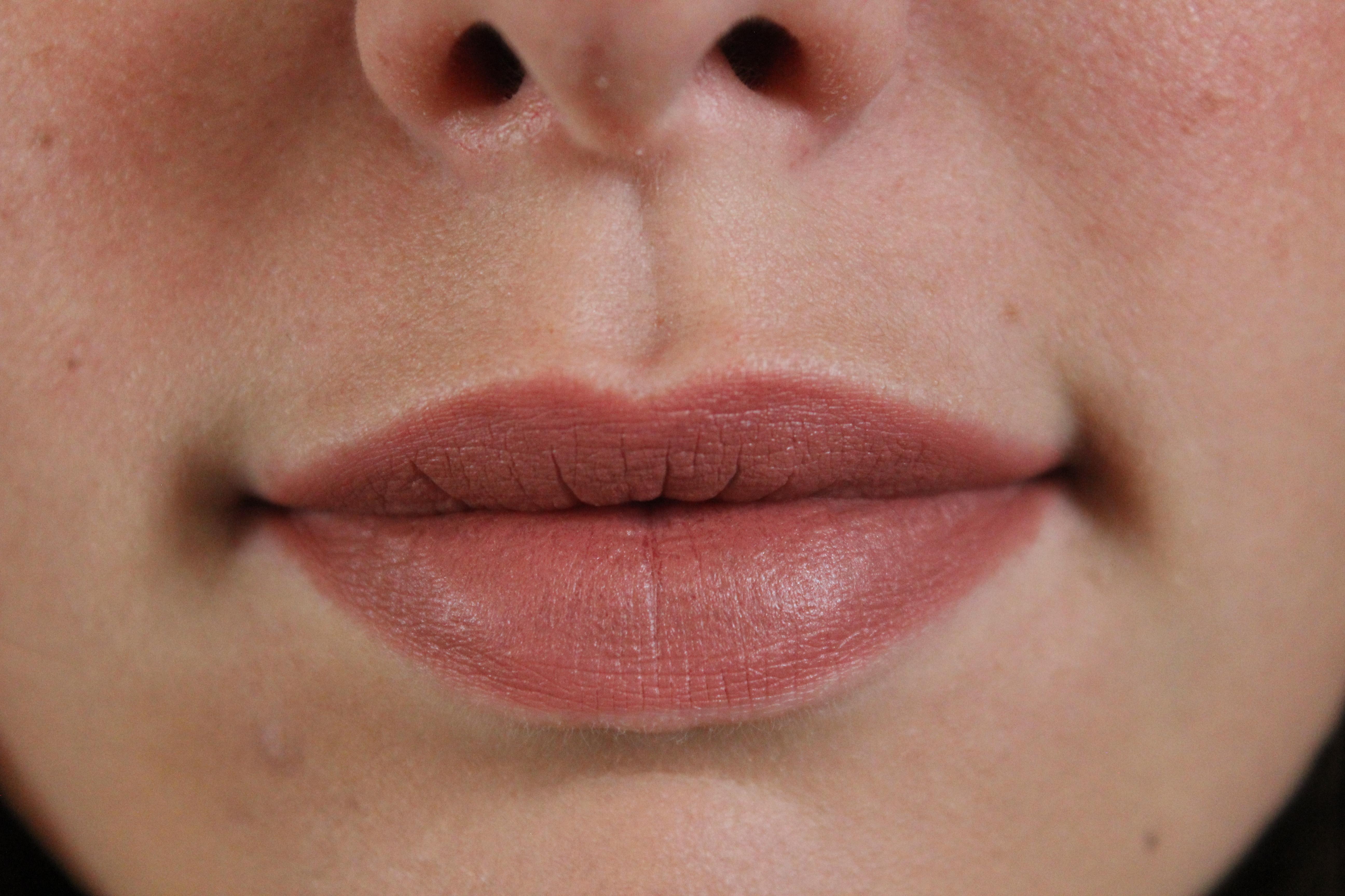 Wonderbaar MAC lipsticks Velvet Teddy & Faux - Irina Touw LA-27