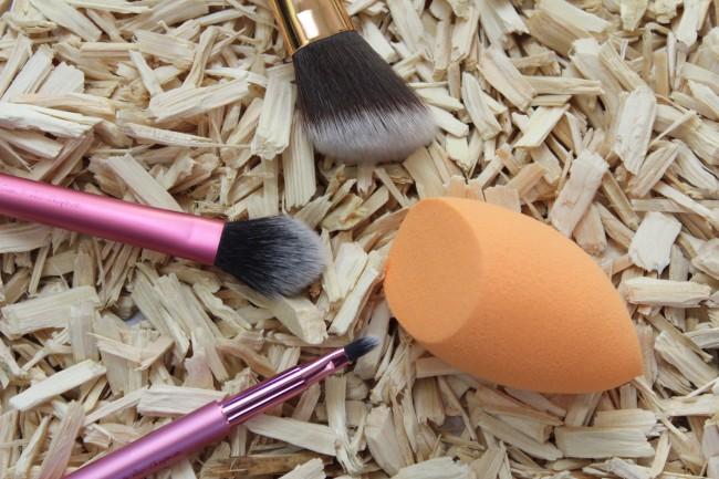 nieuwe makeup kwasten