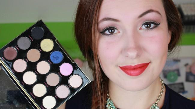UD Gwen Stefani Makeup look