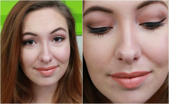 Romantic Spring Look - Make-Up Tutorial