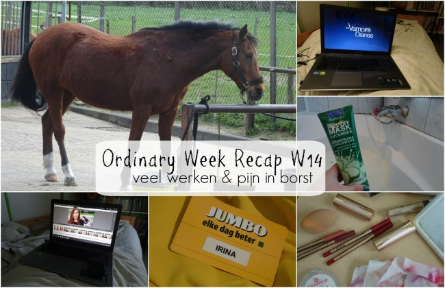 Ordinary Week Recap - week 14