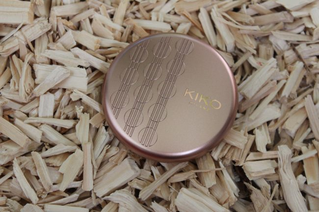KIKO Rebel Bouncy Blush 01 Velvety Peach