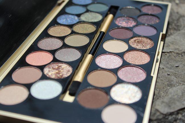 Makeup Revolution - Fortunes Favours The Brave palette