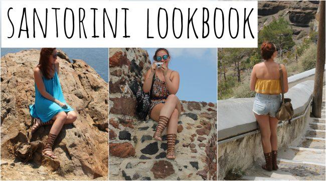 Santorini Lookbook