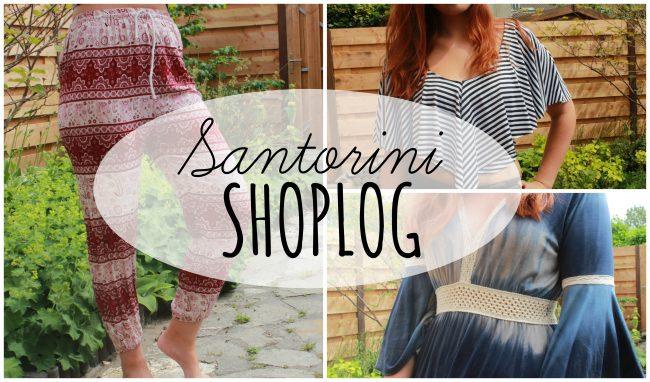 Try-On Santorini Shoplog