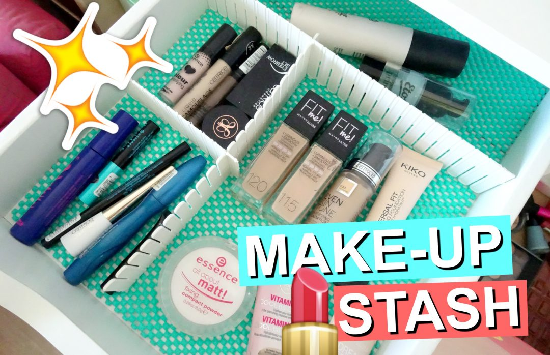 Make-Up Stash juli 2016