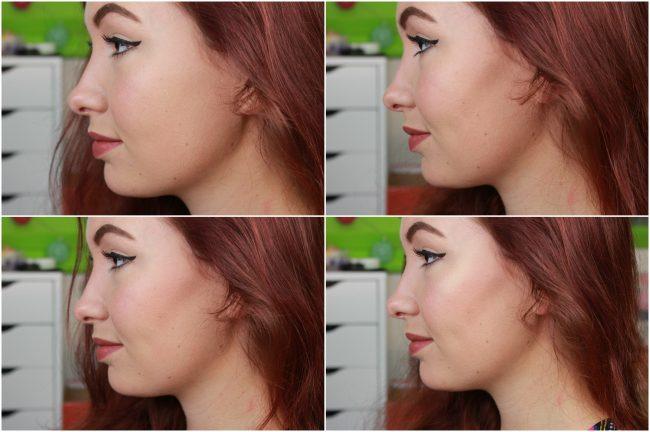 Etos highlighting, blush en contour powder