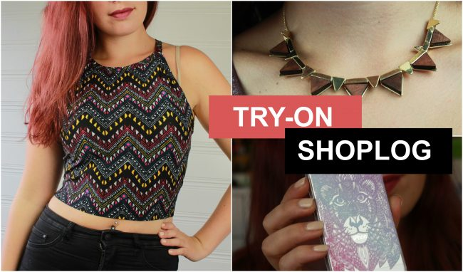 Try-On Shoplog met o.a. Primark, Action & Kruidvat
