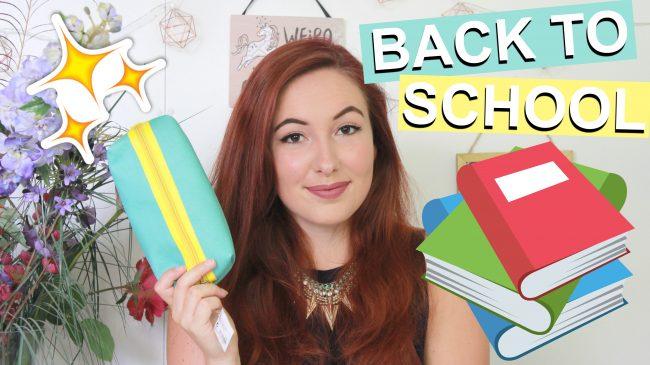 Back To School Shoplog met o.a. HEMA & Action