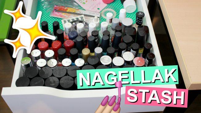 Nagellak Stash augustus 2016