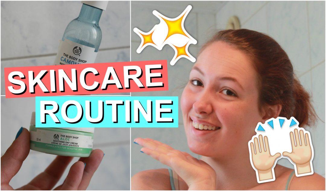 Skincare routine ♥ Ochtend & Avond