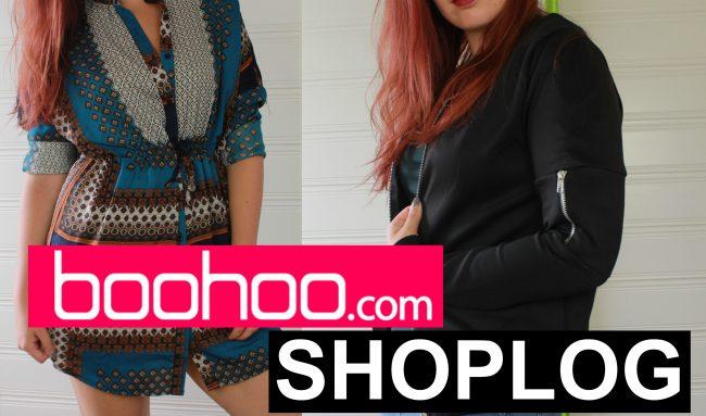 Try-On Boohoo Shoplog