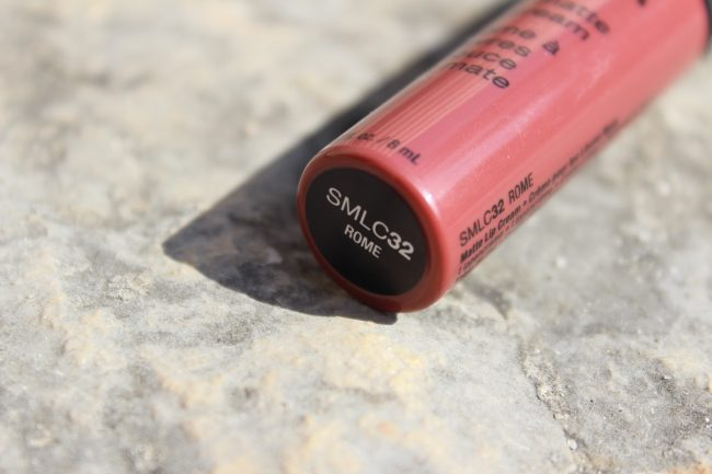 NYX Soft Matte Lip Cream - Rome