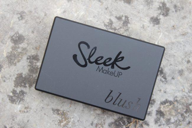 Sleek Rosegold Blush