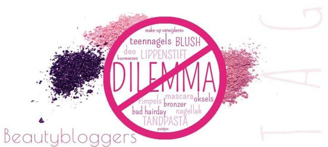 Beautybloggers Dilemma Tag + winactie