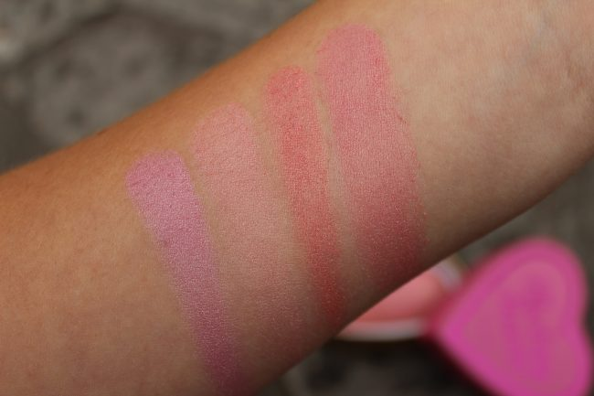 I heart Makeup Blushing Heart - Candy Queen Of Hearts