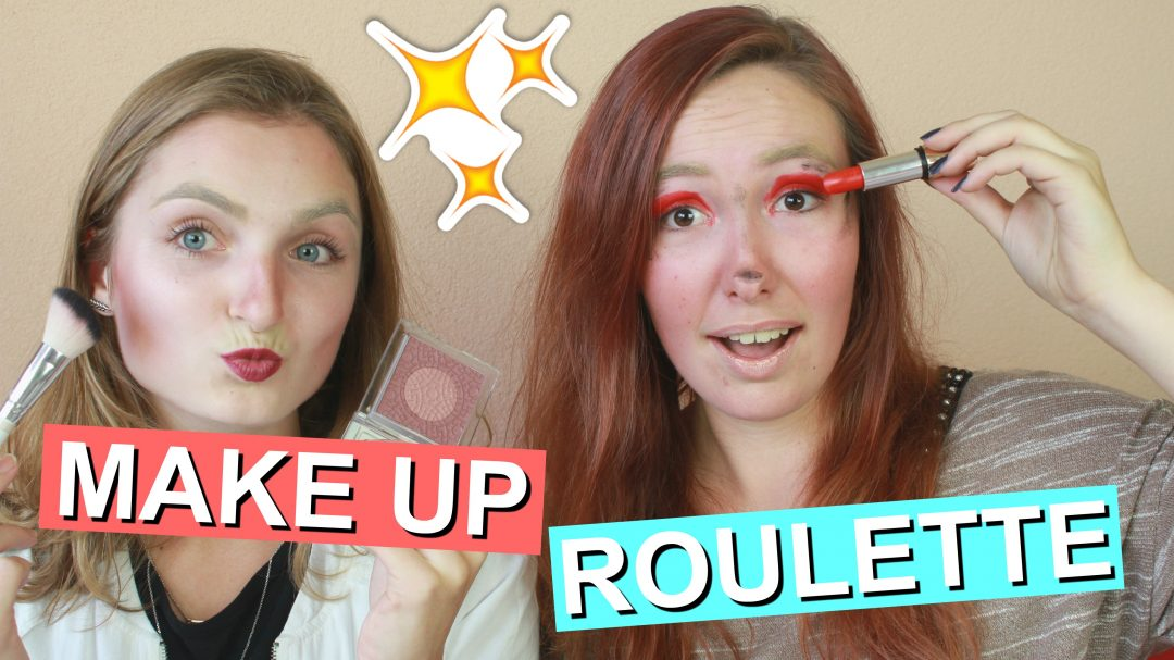 Make Up Roulette Challenge - met Joyce