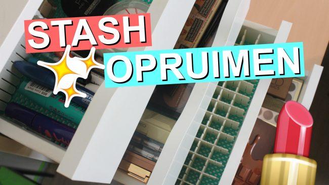 Make Up Stash Opruimen - November 2016