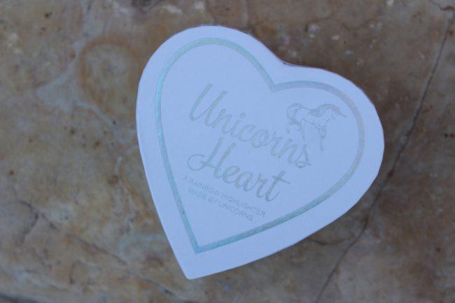 I Heart Makeup - Unicorn Heart Highlighter