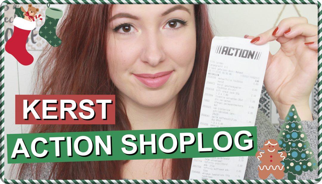 Kerst Action Shoplog