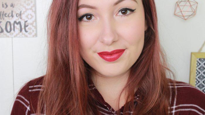 MAC Lipstick - D for Danger