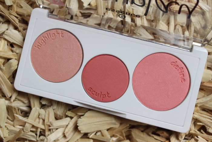Essence Blushplay Sculpting Blush Palette - 10 Play It Peach!