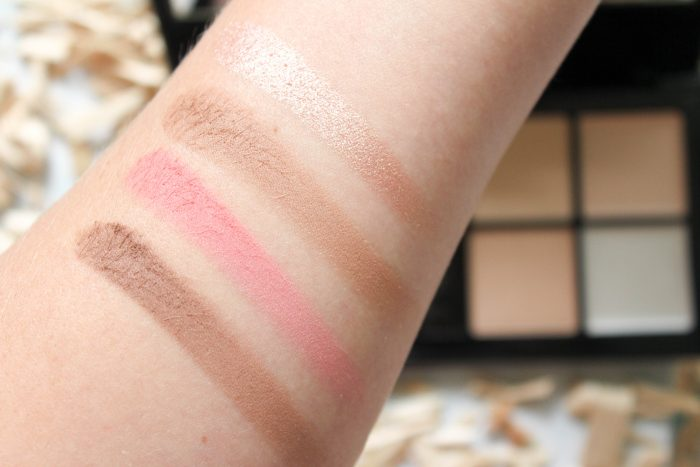 Catrice Professional Make up Techniques Face Palette